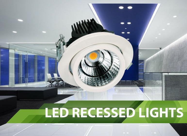 LED Recessed Lights