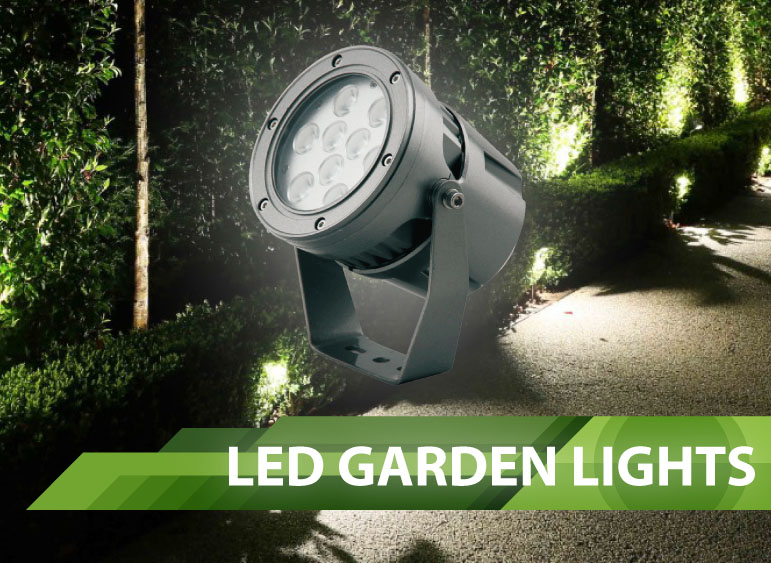 LED Garden Lights