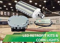 LED Retrofit Kit Lights