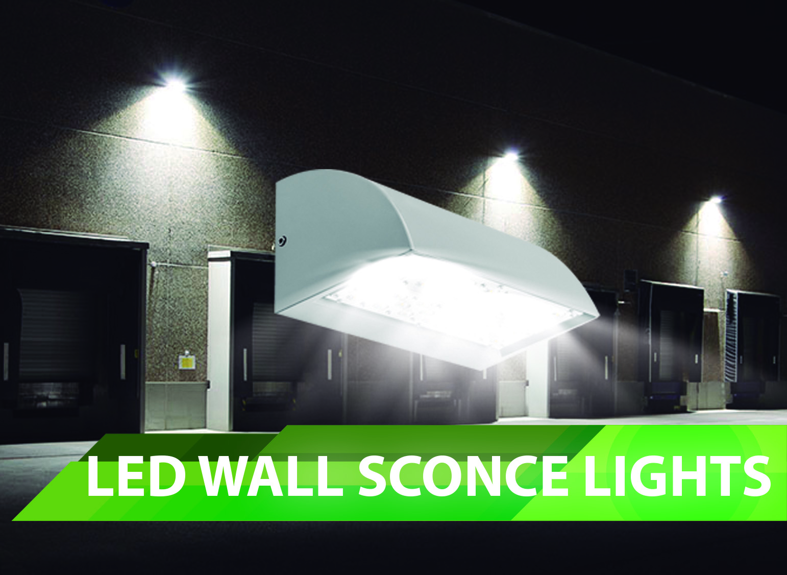 LED Wall Sconce Lights