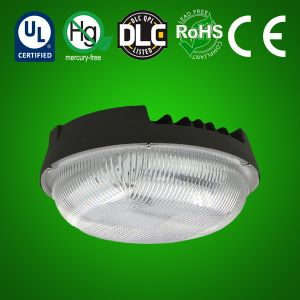 image-1 of LED round canopy light