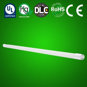 LED T8 Tube - Aluminum 4'-Ballast compatible