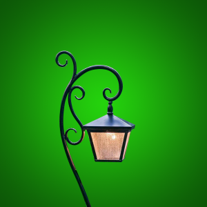 LED Whimsical Garden Light