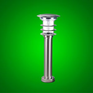 Stainless Steel LED Solar Bollard Light