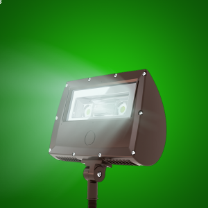 LED Landscape Flood Light