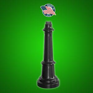 Decorative Aluminum Pole - Slim