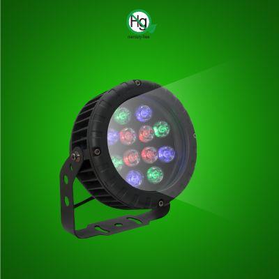 LED RGB Round Wall Washer