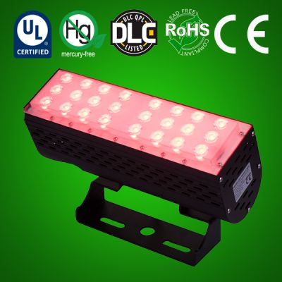 LED RGB Linear Flood Light - Wireless   Color Temperature: 3k, Wattage: 50W