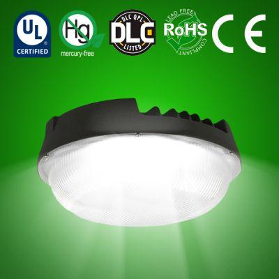 image-1 of LED round canopy light