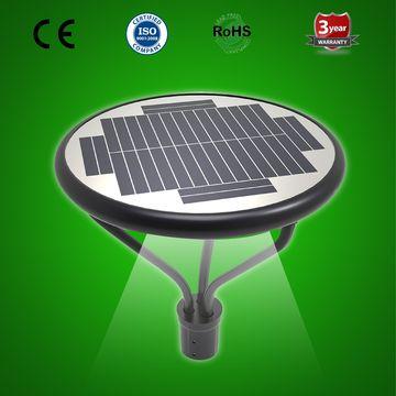 LED Solar Area Light