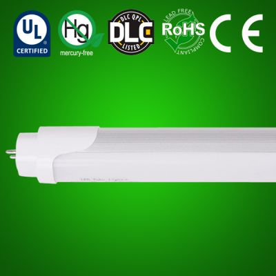 LED T8 Tube - Glass 4'-Ballast bypass