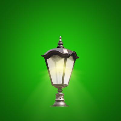 LED Wave Surface Lamp