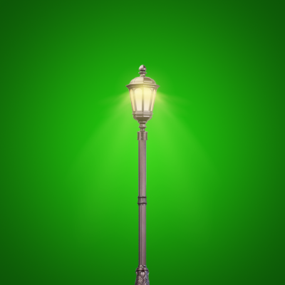 LED Westminster Post Light