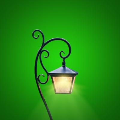 LED Whimsical Garden Light