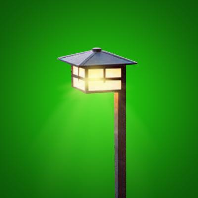 LED Zen Path Light
