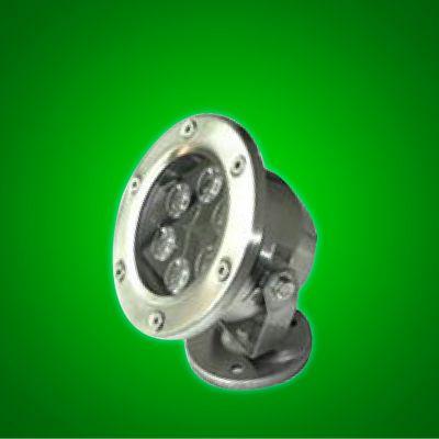 LED Stainless Steel Garden Light – RGB