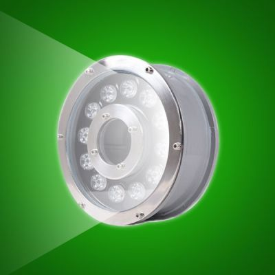 Recessed LED Pool & Fountain Light - White