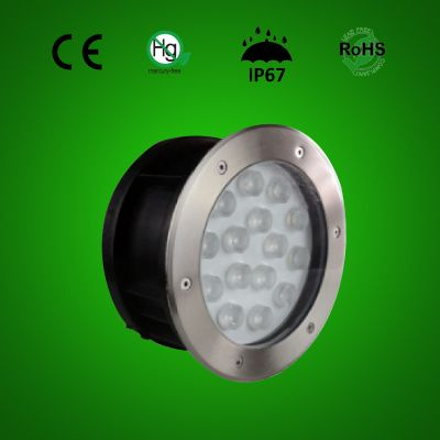 LED Walkway Light - White