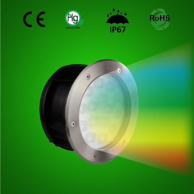 LED Walkway Light - RGB