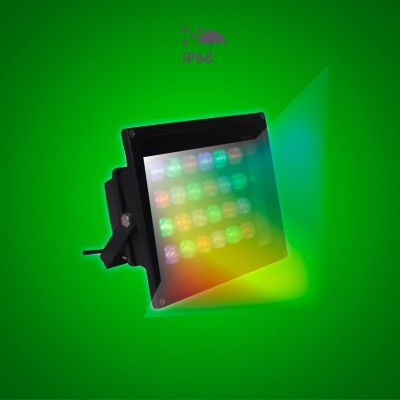 LED RGB Square Wall Washer