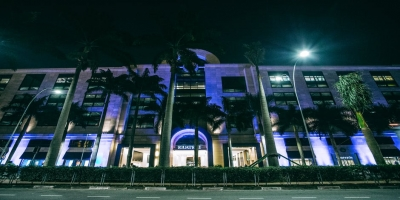 LED Outdoor Lighting for Building Exteriors