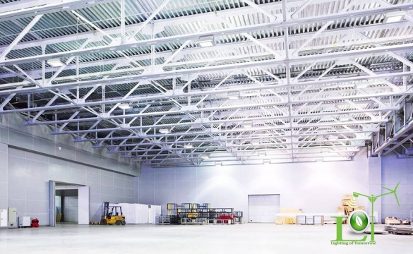 LED Warehouse Lighting – Bright, efficient lighting for your work space